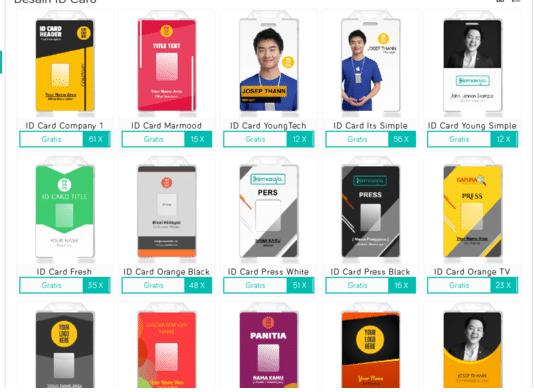 Adobe Spark Post Aplikasi Pembuat Id Card Keren Bingkai Banua