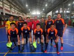 Tim Futsal Biro Adpim Setdaprov Kalsel